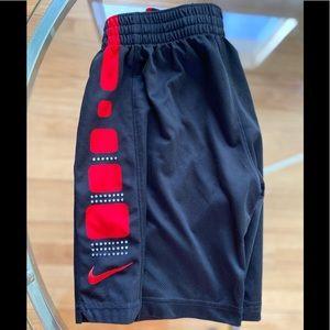 Nike Bottoms - Youth Nike Elite Dri-Fit Shorts Size Small